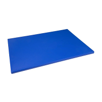 Hygiplas Low Density Chopping Board Blue - 600x450x20mm