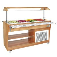 Polar Refrigerated Salad Bar