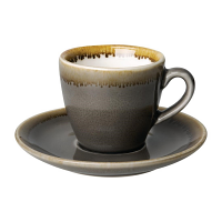 Olympia Kiln Smoke Espresso Cup - 85ml 3oz (Box 6)
