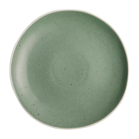 "Olympia Chia Green Plate 270mm 10.6"" (Box 6)"