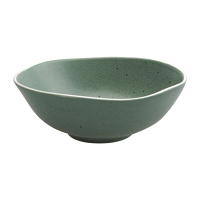 "Olympia Chia Green Deep Bowl 210x80(H)mm 8.25x3.2"" 1250ml 44oz (Box 6)"