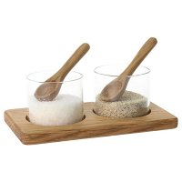 Olympia Pinch Pot Base with Mini Spoon