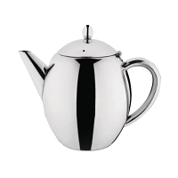 Olympia Richmond Teapot St/St - 1.75Ltr 60oz