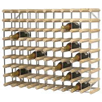Wine Rack Kit - 90 Bottle