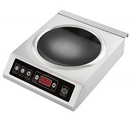 MHW300 Wok Induction Hob