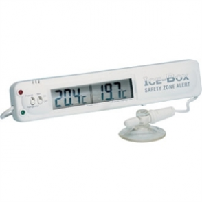 Fridge Freezer Thermometer With Alarm