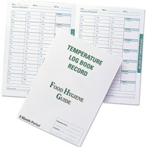 Temperature Log Book