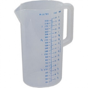 Graduated Measuring Jug 2.2Ltr