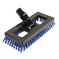 SYR Deck Scrubber Brush Blue