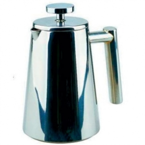 Stainless Steel Cafetiere 6 Cup 750ml